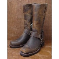 FRYE/フライ 87350 12R HARNESS DARK BROWN