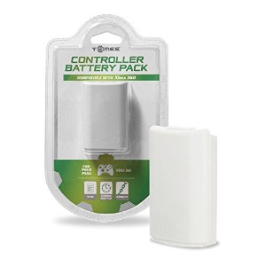Xbox 360 Hyperkin Rechargeable Battery Pack - White (輸入版)