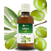 OLIVE OIL 100% NATURAL PURE UNDILUTED UNCUT CARRIER OIL 100ML