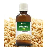 SESAME OIL 100% NATURAL PURE UNDILUTED UNCUT CARRIER OILS 100ML