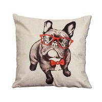 Aoli's Decor Geometry Series Polyester Home Decorative Accent Throw Pillow Cover Cushion Case...