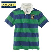 【15%OFFセール】 ラルフローレン ラグビー RUGBY RALPH LAUREN 正規品 メンズ 半袖ラガーシャツ ANDOVER SHORT-SLEEVED RUGBY