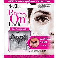 Ardell Press On Lashes Self-Adhesive - 105 Black