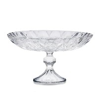 Celebrations by Mikasa Candy Dish, 8.75-Inch by Mikasa