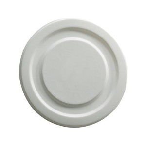 Luminarc 4 Piece ARC International Luminarc Working Glass Lids, White by Luminarc [並行輸入品]