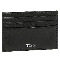 トゥミ カードケース TUMI 14470 D PRISM CARD LEATHER CASE パスケース BLACK 532P19Apr16