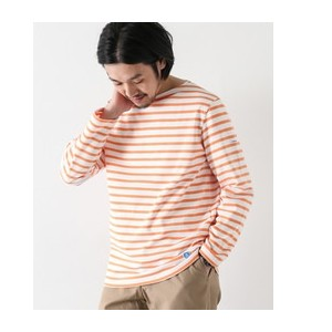 DOORS ORCIVAL CLW COTTON LOURD【アーバンリサーチ/URBAN RESEARCH Tシャツ・カットソー】