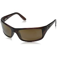 Maui Jim Peahi H202-10 Tortoise Polarized Sunglasses