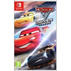 Cars 3: Driven to Win (Nintendo Switch) (輸入版)