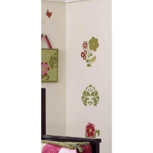 Angelica Removable Wall Appliques by Cocalo