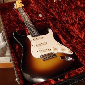 Fender Custom Shop ~2017 Custom Collection~ 1969 Stratocaster Journeyman Relic -Faded 3 Color...