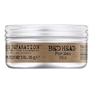 Bed Head For Men Matte Separation Workable Wax 75 ml or 2.65oz (並行輸入品)