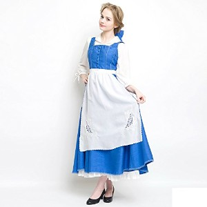 SECRET HONEY シークレットハニー Little town Dress (Beauty and the Beast ver)
