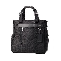 【40%OFF】Square Business Tote トートバッグ ブラック ファッション > 財布~~メンズ財布