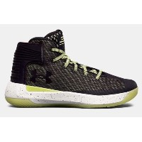 Under Armour Curry 3zer0 キッズ/レディース Imperial Purple/Lime Fizz アンダーアーマー バッシュ カリー3 ゼロ Stephen Curry...