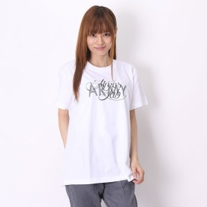 【SALE 50%OFF】アトモス atmos LAB(ARMY)PRINT S/S TEE (WHITE)