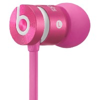 Beats by Dr. Dre urBeats In Ear Headphones - Monochromatic Pink