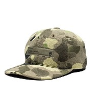 UNDEFEATED×BAPE CAMO PANEL CAP 国内正規新品