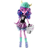 モンスターハイ Monster High Brand-Boo Students Kjersti Trollsøn Doll [並行輸入品]