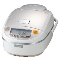 Zojirushi NP-SC10-WP IH 5-cup Pressure Rice Cooker and Warmer | AC100V 50/60Hz (Japan Model) by...