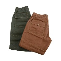 COLIMBO コリンボ GLEN COVE UTILITY SHORTS