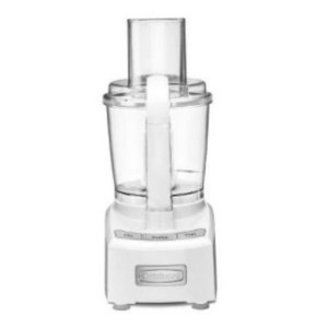 Cuisinart MFP-108 7-Cup Elite Collection Food Processor, White [並行輸入品]