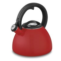 Cuisinart Tastefully Revitalize Kettle, 2-Quart, Red [並行輸入品]