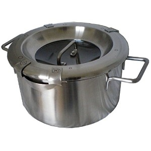 MICHNIK Pot Satin 8-in-1 Saucepan, 3 quart by MICHNIK [並行輸入品]