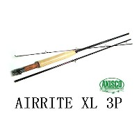 AIRRITE XL FLY ROD AXGF763-3  アキスコ AXISCO