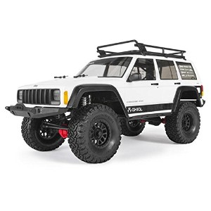 Axial SCX10 II Jeep ラングラー チェロキー 1/10 電動4WD KIT AX90046