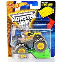 "MATTEL HotWheels 1:64SCALE ""MONSTER JAM"" ""TEAM HotWheels""(MUD TREADS) マテル ホットウィール 1:64スケール ..."