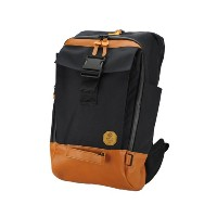 (ブラウンアールシー)Brown RC Backpack Leather Black