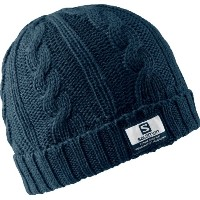 SALOMON(サロモン) CASUAL BEANIE L35340100 BIG BLUE-X フリー