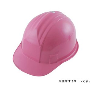 TOYO ヘルメット ピンク NO.310 4962087101444 [ワークサポート 保護具 ヘルメット建築用][r13][s1-120]