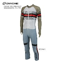 ★ON・YO・NE〔オンヨネ GSワンピース〕<2018>DH SP RACING SUIT〔FOR FIS〕ONO90073〔999/MIX〕【FIS対応】【送料無料】