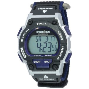 TIMEX タイメックス Ironman Triathlon Endure Shock Resistant 30 Lap T5K198 [正規輸入品]