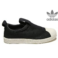 adidas Originals SUPERSTAR BW35 SLIPON W BY9137 CORE BLACK/LEGACY WHITEアディダス オリジナルス スーパースター スリッポン...