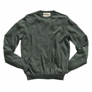 Barbour Cashmere Crew Neck Sweaterバブアー セーター ニット 送料無料