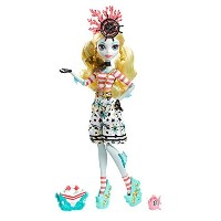 Monster High モンスターハイ Shriekwrecked Nautical Ghouls Lagoona Blue Doll ドール [並行輸入品]