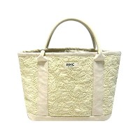 Ron Herman ロンハーマン RHC 2017 白 Lace Tote Bag レーストートバック WHITE