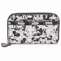 LeSportsac 6506-P928 LILY ディズニーアイテム リリー 長財布 MICKEY LOVES MINNIE/レスポートサック 並行輸入品