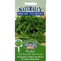 【輸入種子】Mr.Fothergill's SeedsNaturally Disease Tolerant CollectionRocket Wild Tiriziaロケット(ルッコラ)・ワイルド...
