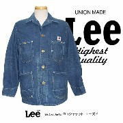 Lee RIDERS THE ARCHIVES VINTAGE MODEL COVERALL 30s LOCO JACKET ロコジャケット ユーズド 02432-146