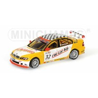 BMW | 320I N 32 WINNER WTCC INDIPENDENTS TROPHY 2005 M-HENNERICI | YELLOW WHITE /Minichampsミニチャンプス...