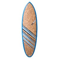 "NSP 2016 SURFBOARD COCOMAT HYBLID 6'0"" C304211H"