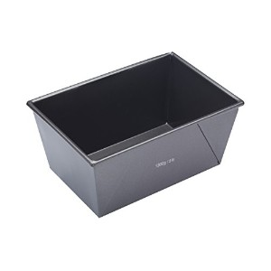 Master Class Non-Stick Box-Sided 3 lb Loaf Tin, 21.5 x 13 cm (8.5 x 5) by KitchenCraft