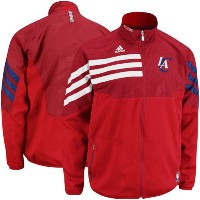 NBA 2011-12オンコート ウォームアップジャケット クリッパーズ adidas Los Angeles Clippers 2011-12 On-Court Warmup Jacket
