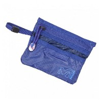 ミレー(Millet) LIGHT POUCH R ライトポーチR PURPLE BLUE MIS0554-6931 (Men's、Lady's)