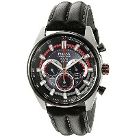 [パルサー]Pulsar 腕時計 Solar Chronograph Analog Display Japanese Quartz Black Watch PX5031 メンズ [並行輸入品]