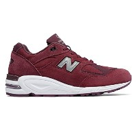 (ニューバランス) New Balance 靴・シューズ メンズライフスタイル 990v2 Made in the USA Bringback Suede Burgundy with Silver...